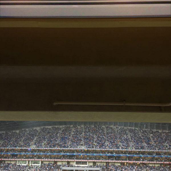 Difusor lineal DLI - Estadio Rayados