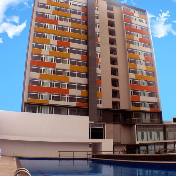 Louver HLADS2 - Edificio Garza Sada