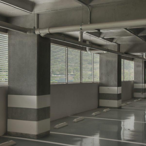 Louver HLADS2 en estacionamiento - Sonoma