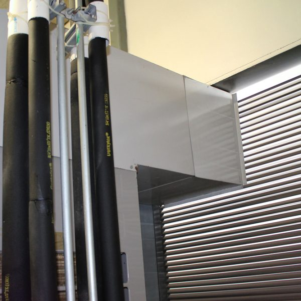 Louver HLAO1 Condensadora - Torre XII