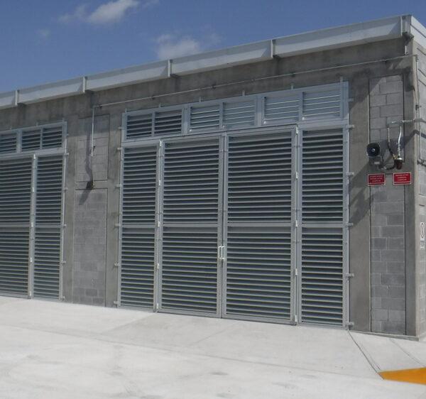 Louver de puerta HLPC - Nave IndustrialJPG